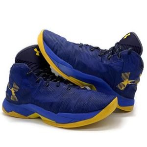 Under Armour Curry 2.5 GS Dub Nation Sneakers 7